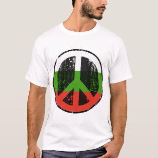Camiseta Paz em Bulgária
