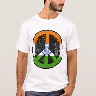 Camiseta Paz em India