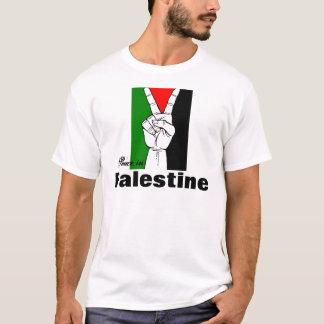 Camiseta Paz em Palestina (2 tomados partido)