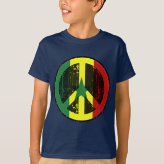 Camiseta Paz em Senegal