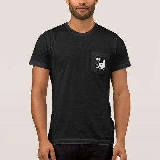 Camiseta Paz na praia