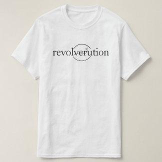 Camiseta Paz na terra, revolução calma para a mudança