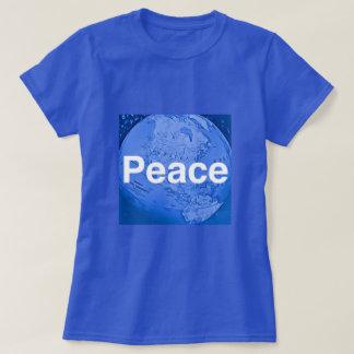 Camiseta Paz no t-shirt da terra