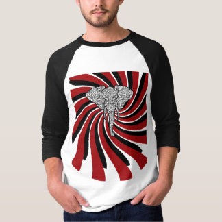 Camiseta Paz Stella do elefante