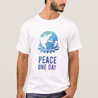 Camiseta Paz um dia
