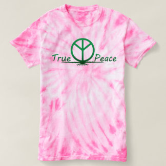 Camiseta Paz verdadeira