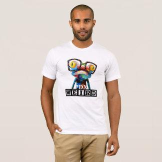 Camiseta PDX estranho