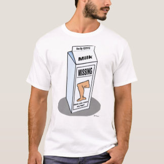 Camiseta Pé faltante