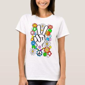 Camiseta Peace, bebé!