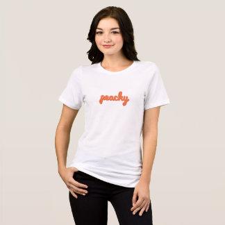 Camiseta peachy