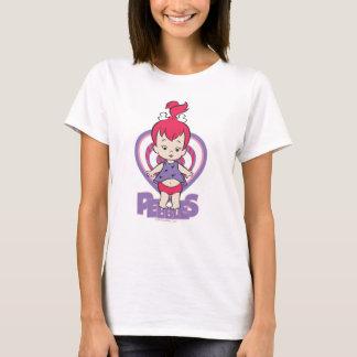 Camiseta PEBBLES™ da terra firme