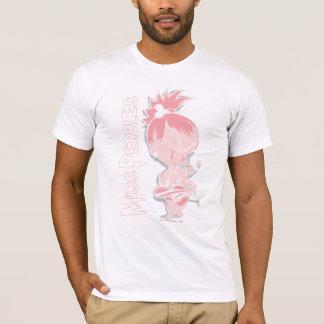 Camiseta PEBBLES™ no rosa