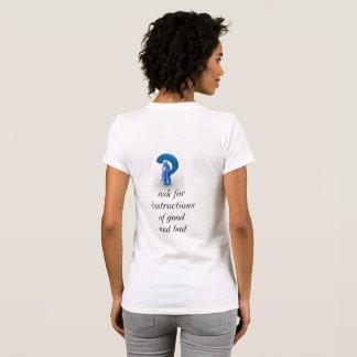 Camiseta peça um favor
