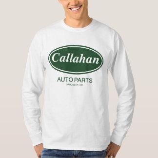 Camiseta Peças de automóvel de Callahan