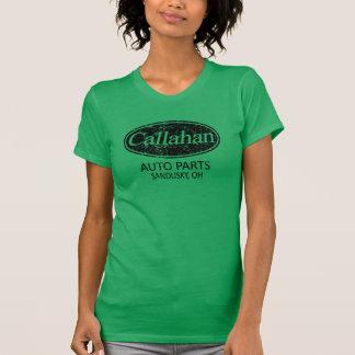 Camiseta Peças de automóvel de Callahan retros