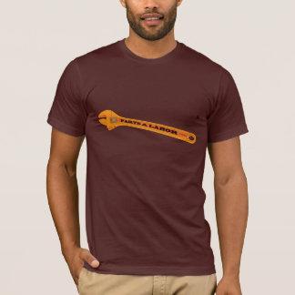 Camiseta Peças & T Labor da chave