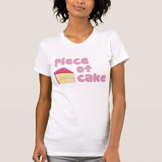 Camiseta Pedaço de bolo
