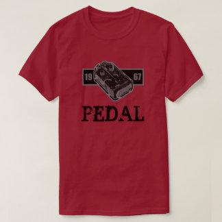 Camiseta Pedal da distorção preto & branco 1967