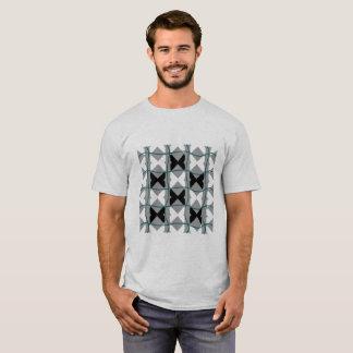 Camiseta Pedia/t-shirt básico dos homens