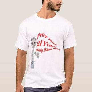 Camiseta Pedra 2a de Peter