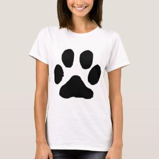 Camiseta Pegada do gato