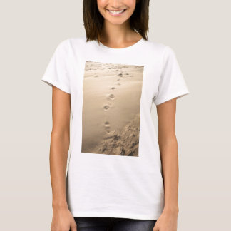 Camiseta Pegadas