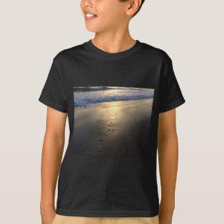 Camiseta Pegadas de desaparecimento