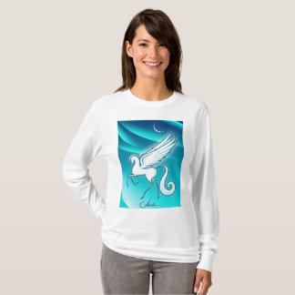 Camiseta Pegasus branco