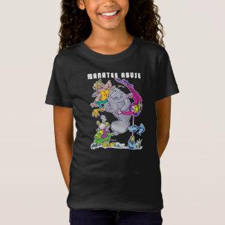 Camiseta Peixe-boi do amigo - abuso do peixe-boi - direitos