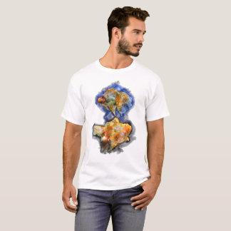 Camiseta Peixe dourado