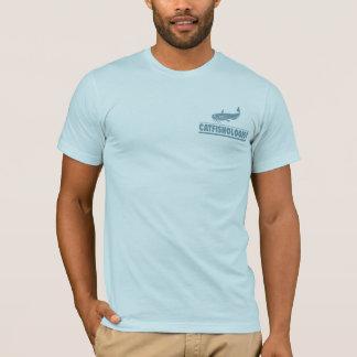 Camiseta Peixe-gato - ologist - pesca, cozinhar