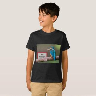 Camiseta Peixe insolente ladrão