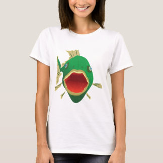 Camiseta Peixes