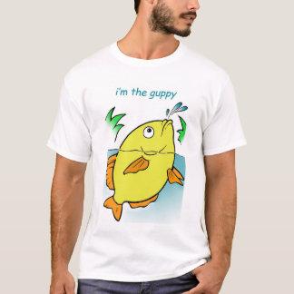Camiseta peixes bonitos