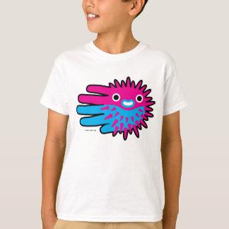 Camiseta Peixes bonitos do soprador
