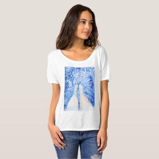 Camiseta Peixes com ondinhas