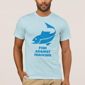 Camiseta Peixes contra Fracking