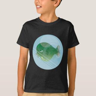 Camiseta Peixes da bolha
