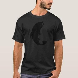 Camiseta Peixes da truta