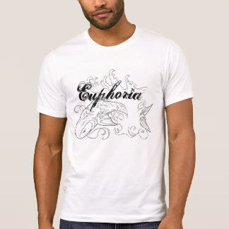 Camiseta peixes de combate janpanese