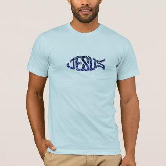 Camiseta PEIXES DE JESUS: A palavra grega para peixes é