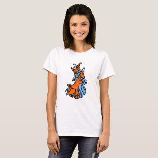 Camiseta Peixes de Koi