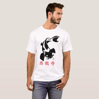 Camiseta Peixes de Tenshin-kai Koi