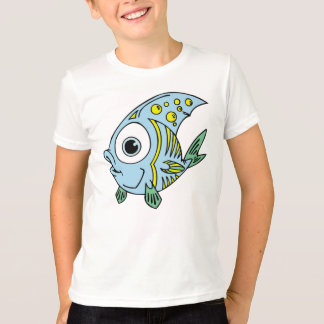 Camiseta Peixes do Aqua