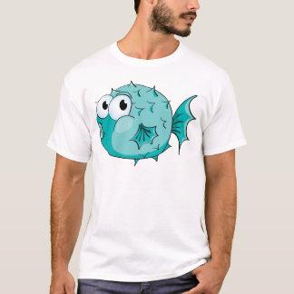 Camiseta Peixes do soprador