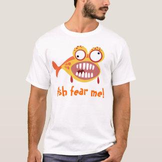Camiseta Peixes estúpidos