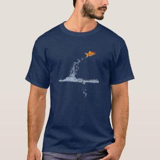Camiseta Peixes fora da água