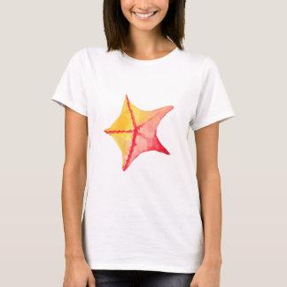 Camiseta Peixes geométricos