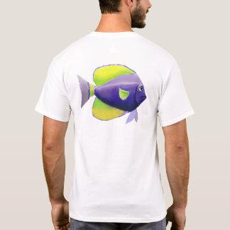 Camiseta Peixes tropicais 03