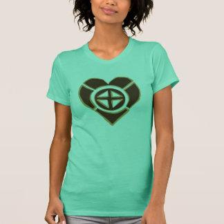 Camiseta Pela benevolência do deus